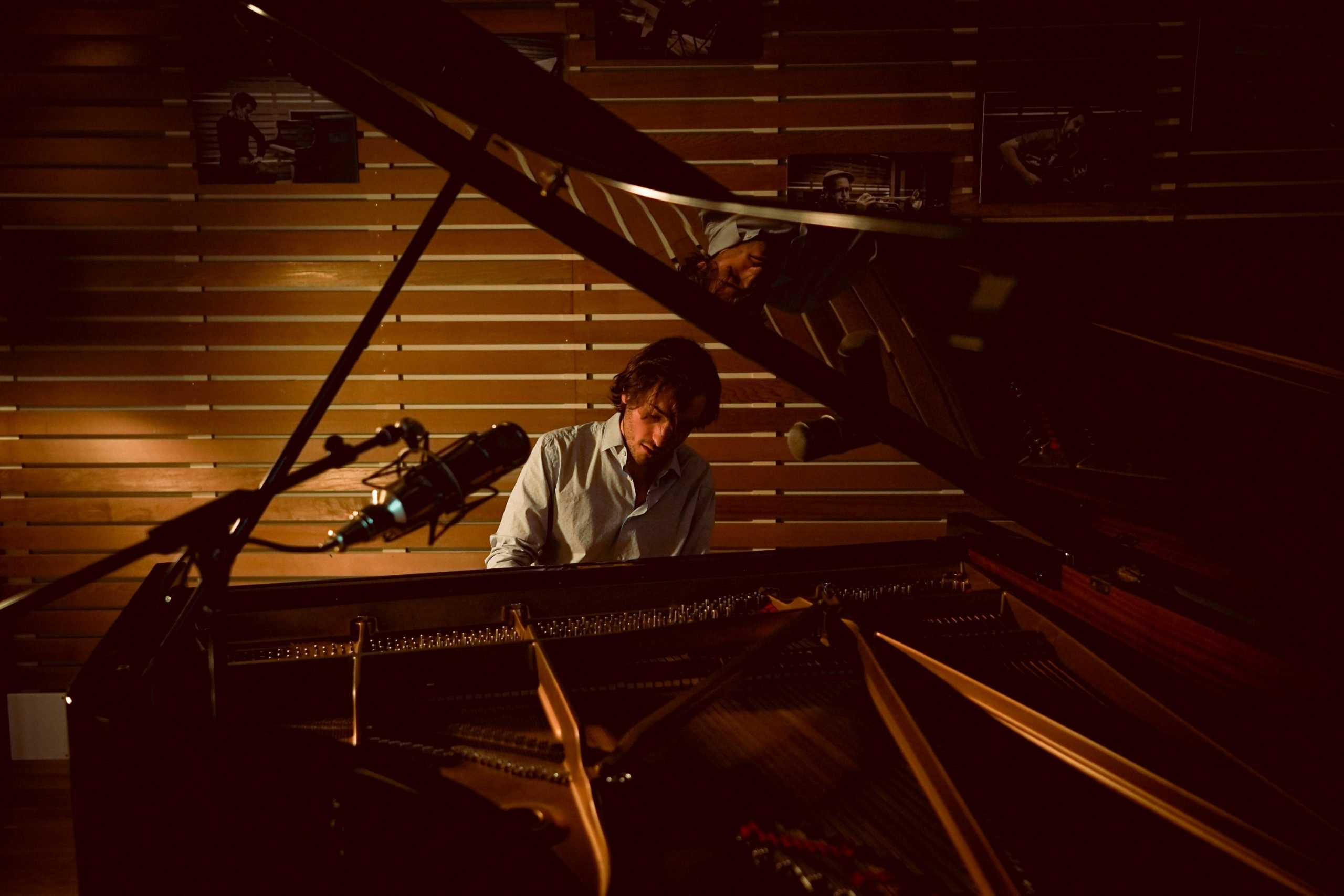 Emanuele Filippi Jazz Pianist and Composer